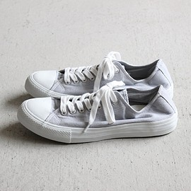 COMME des GARCONS HOMME - SNEAKER #gray/garment dyed