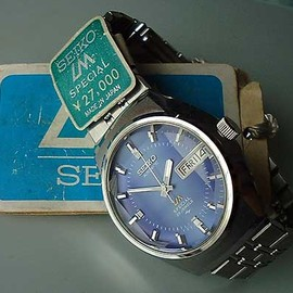 SEIKO - LORD MATIC SPECIAL Cal.5216