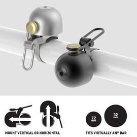 Supurcycle - A better bicycle bell