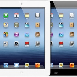 Apple - iPad with Wi-Fi + Cellular (3rd generation)