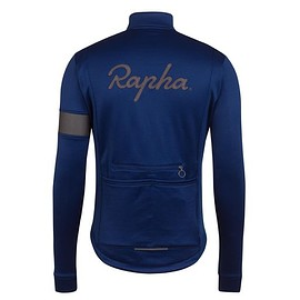 Rapha - winter windproof jersey 2016 ( Navy )