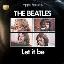 The Beatles - LET IT BE  Ep