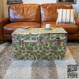 STUSSY Livin' GENERAL STORE - Rhino Trunk DH Camo