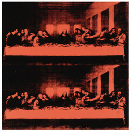 Andy Warhol - THE LAST SUPPER ,1986