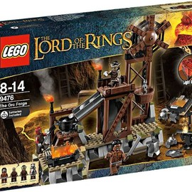 LEGO - The Lord of The Rings: The Orc Forge (9476)