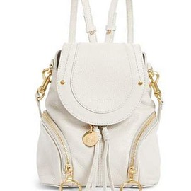 SEE BY CHLOE - Olga Leather Backpack