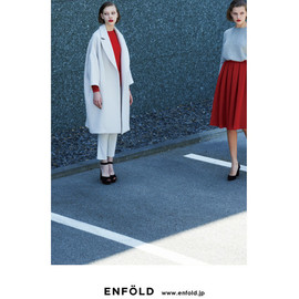 ENFOLD - red