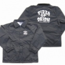 PIZZA OF DEATH - PIZZA COACH JACKET