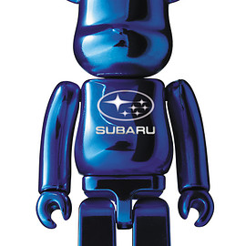 MEDICOM TOY - SUBARU BE@RBRICK THE 1st ANNIVERSARY LIMITED MODEL