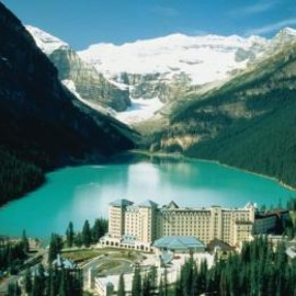 Banff National Park, Canada - Fairmont Chateau Lake Louise