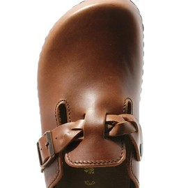 Birkenstock - FOOTPRINTS / ANTWERPEN Tobacco MESH(MEN)
