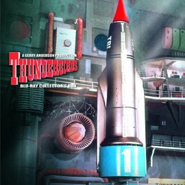 Gerry Anderson - Thunderbirds Blu-ray collector's BOX(初回生産限定) [Blu-ray]