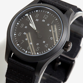 Hamilton - N. Hoolywood Compile Line x Hamilton Khaki Field Mechanical Watch