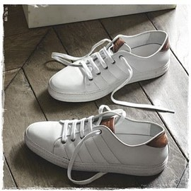 Berluti - Playfield | Palermo Leather Sneaker | White