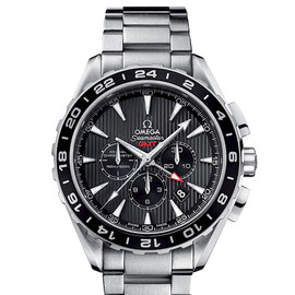 OMEGA - SEAMASTER AQUA TERRA 150 M CO-AXIAL GMT CHRONOGRAPH 44 MM