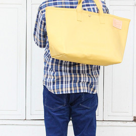 THE SUPERIOR LABOR - Local's only別注 Garden Bag L (Mustard)