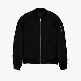ASOS - ASOS Quilted Bomber Jacket