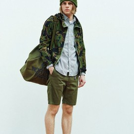 THE NORTH FACE PURPLE LABEL - Spring/Summer 14 Collection