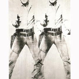 Andy Warhol - Double Elvis 1963
