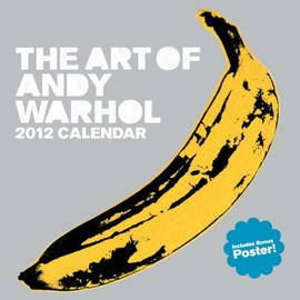 Andy Warhol - The Art of Andy Warhol 2012 Wall Calendar