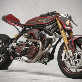 Roland Sands Design (RSD) - No Regrets
