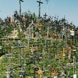 Lithuania - The Hill of Crosses