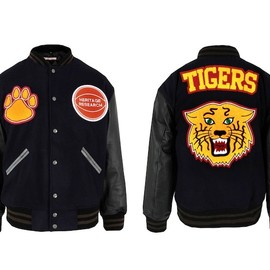 Heritage Research - Heritage Research Varsity Jacket