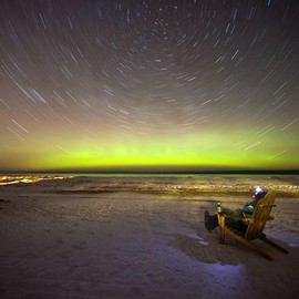 New Aurora Pictures - Surprise Shows Due to Earth-Shield Cracks