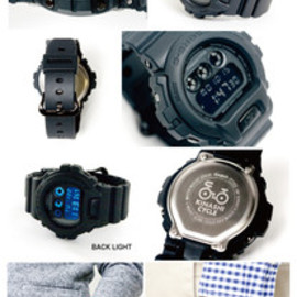 CASIO G-SHOCK × KINASHI CYCKLE - G-SHOCK