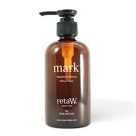 retaW - MARK* LIQUID HAND SOAP