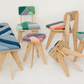 Merel Karhof - Wind Knitting Factory - windworks furniture