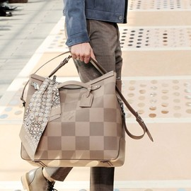 LOUIS VUITTON - Louis Vuitton Men's Spring/Summer 2014