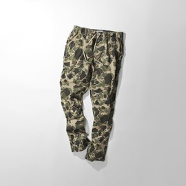 Curly - JZ CAMO TROUSERS