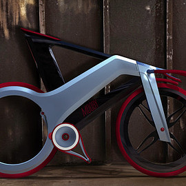 MOOBY - MOOBY bike concept designed by Madella Simone