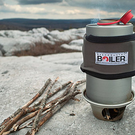 the boilerwerks - THE BACKCOUNTRY BOILER