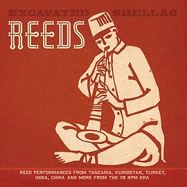 V.A. - Excavated Shellac: Reeds