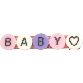 Katie - BABY BEADS fork clip