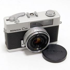 Konica - C35 Flash Matic