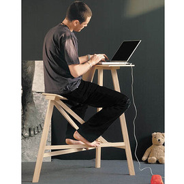 Konstantin Grcic - Laptop Stool