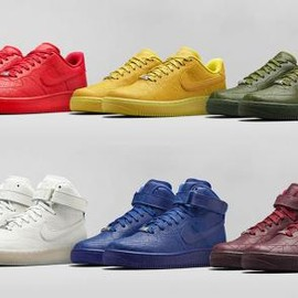 Nike - NIKE WMNS AIR FORCE 1 CITY COLLECTION