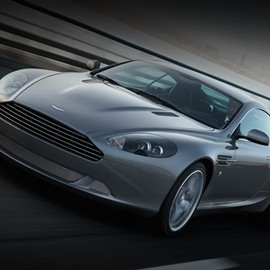 ASTON MARTIN - DB9 COUPE