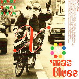 Various Artists - SAVOY Christmas Blues