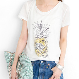 URBAN RESEARCH - TROPICAL Tシャツ