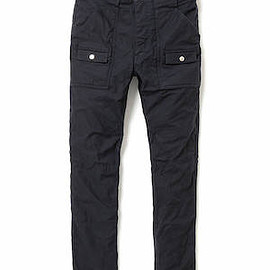 nonnative - WORKER JEANS C/P BACK SATIN STRETCH