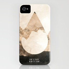 Longitude/Latitude  - iPhone Case
