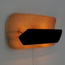 Louis Baillon - Wall Lamp by Jacques Biny