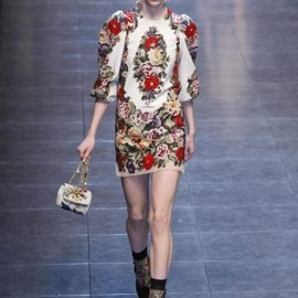 Dolce & Gabbana - Fall Winter Ready To Wear 2012 Milan