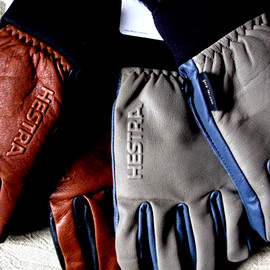HESTRA - LEATHER GLOVE