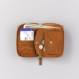 ARTS&SCIENCE - Short Zipper Wallet