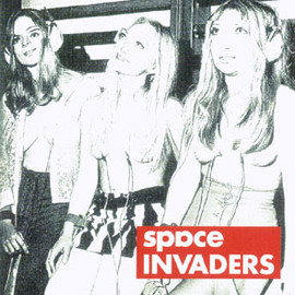 SPACE INVADERS - The Album